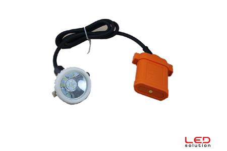Светодиодный шахтерский фонарь LED LS 4LM 5W